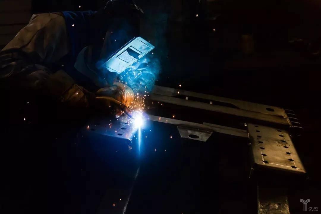 亿欧智库:焊接环境