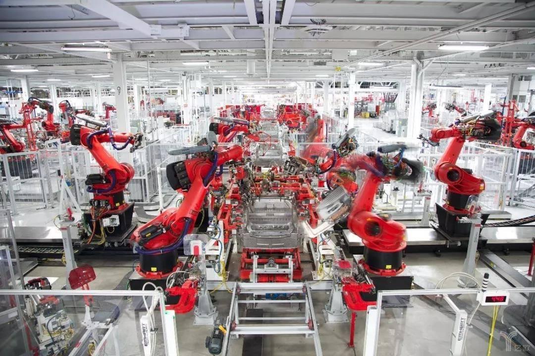 亿欧智库:特斯拉机器人工厂