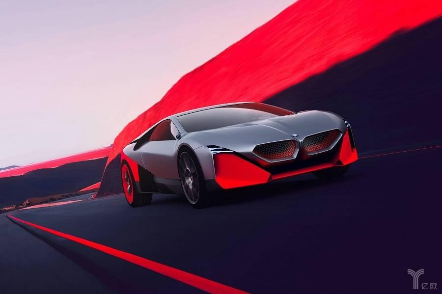 BMW Vision M NEXT概念車