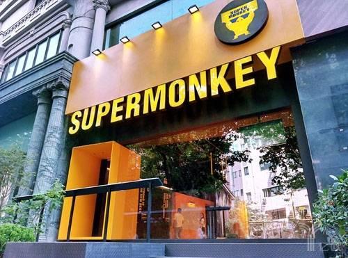 亿欧智库:超级猩猩门店