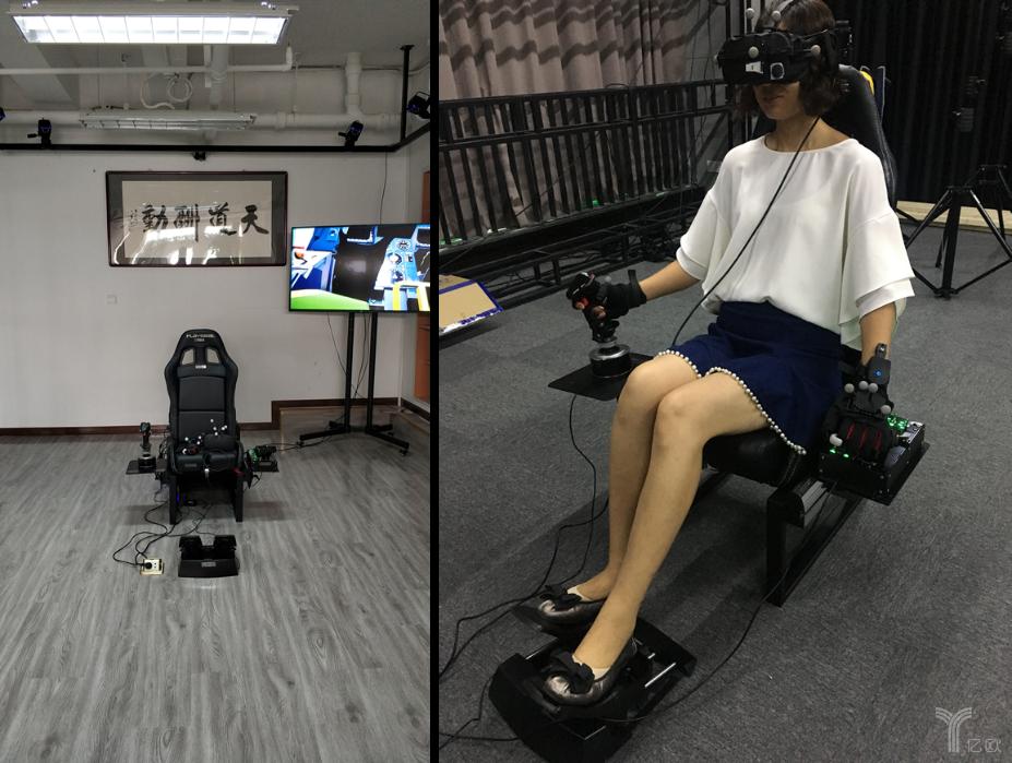 军事虚拟实践座舱操作体系