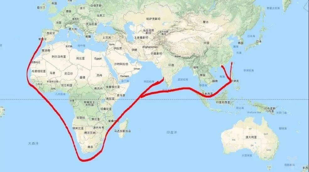 東印度航線