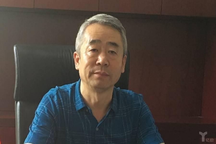 中国卫生集团执行董事王景明