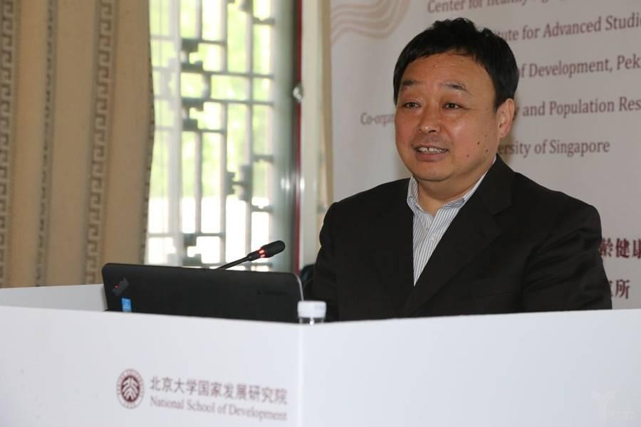 张许颖确认参加雁栖健谈·GIIS 4th CHIU Summit