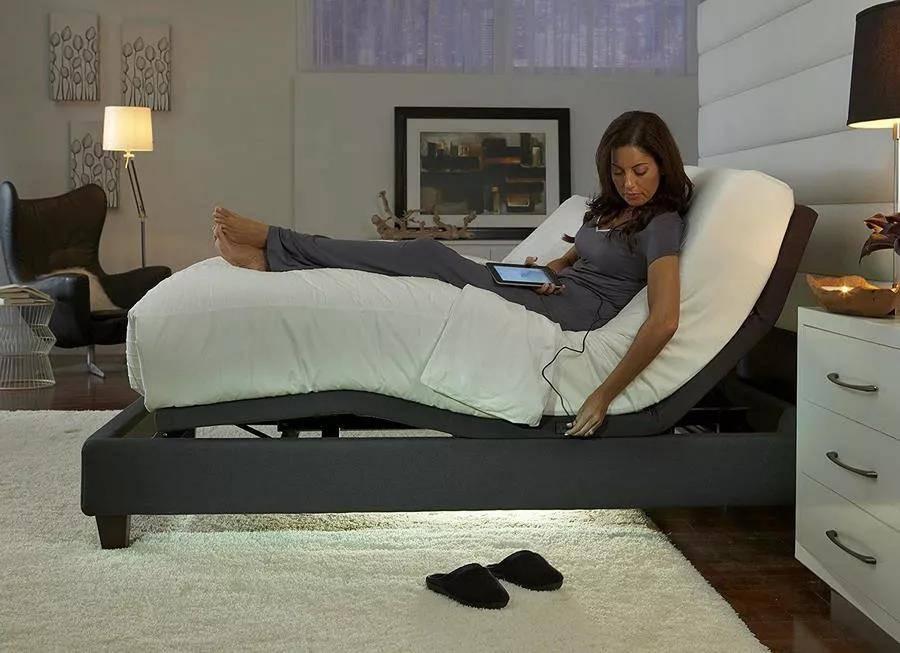 礼恩派推出的可调节床架