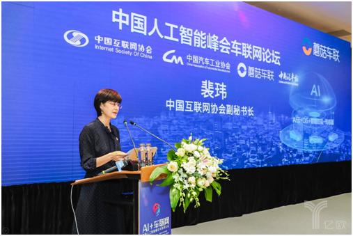 中国互联网协会副秘书长裴玮