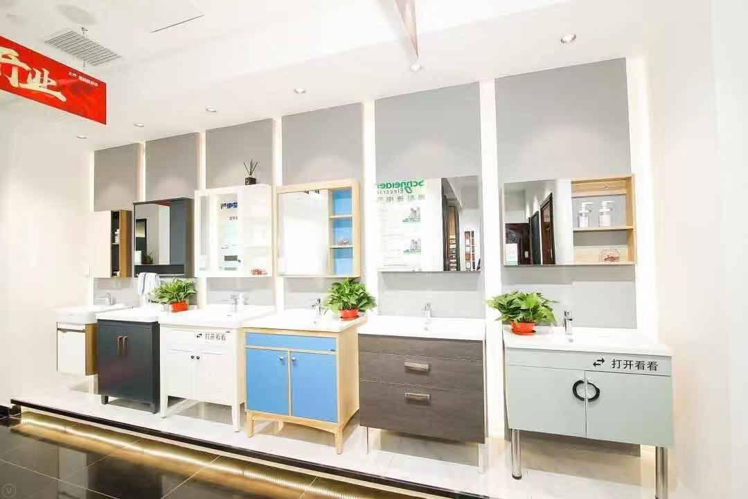 一起装修网可为消费者代购的卫浴产品展示