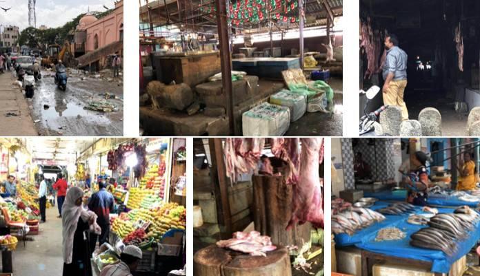 亿欧智库:印度菜市场(班加罗尔中心菜场)