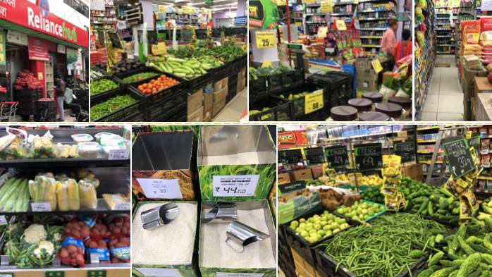 亿欧智库:印度大小超市