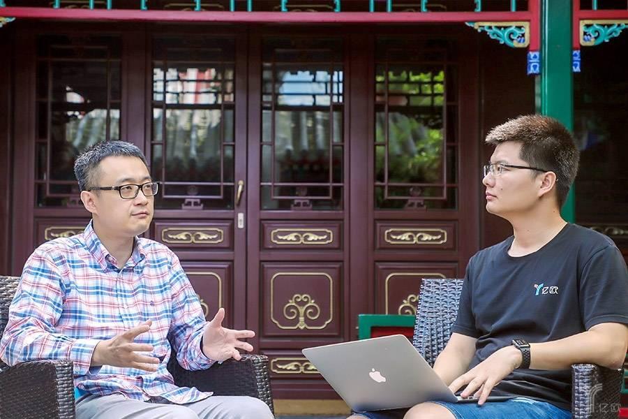 天旦联合创始人兼CEO杨光辉