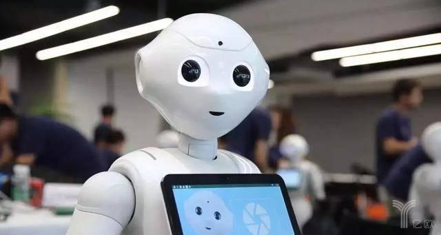 Pepper机器人