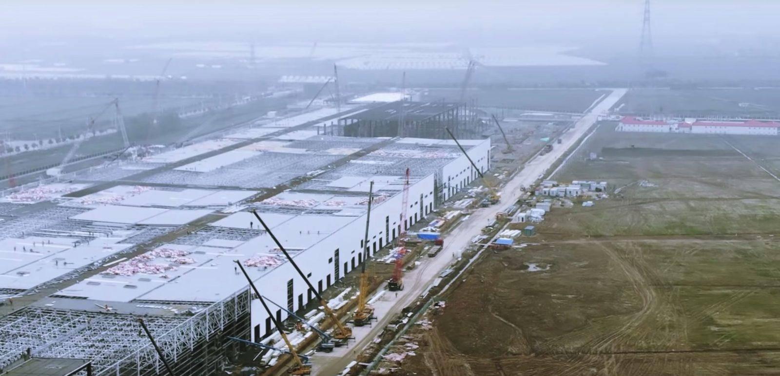特斯拉上海超级工厂现状