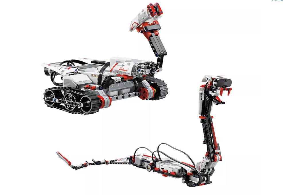 MINDSTORMS 头脑风暴教育 EV3机器人