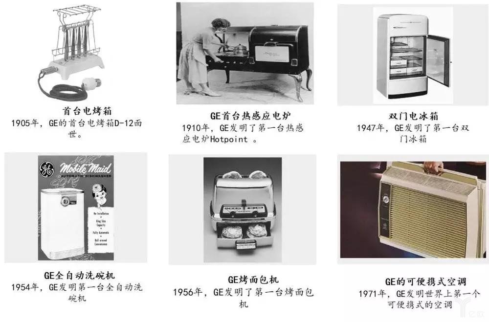 公司引领家电行业的产品体系。