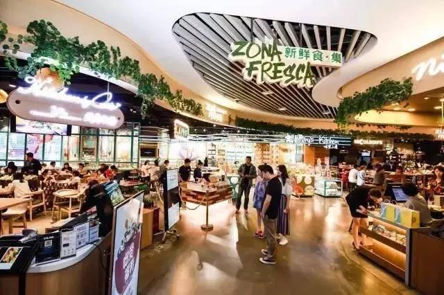 亿欧智库:上海K11的地下餐饮街区主题.jpg