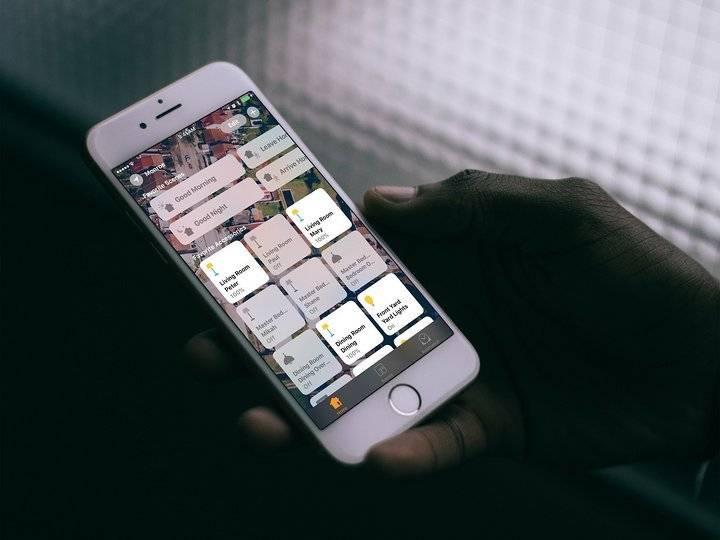 苹果的智能家居平台HomeKit