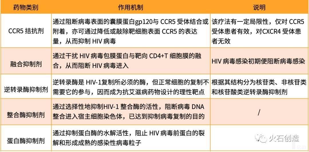 外1  片面抗HIV病毒药物的作用机制外.jpeg