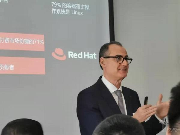 IBM大中华区总裁包卓蓝