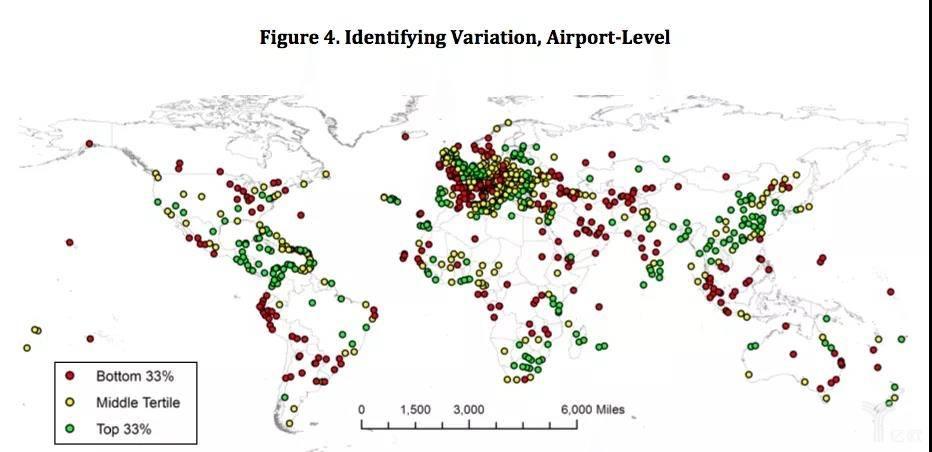 来自全球超过819个机场中,在5500-6500英里范围内的机场连接度分布6.jpg