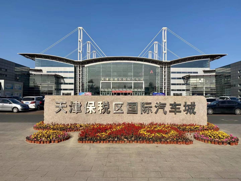 天津保税区国际汽车城