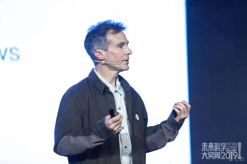 亿欧智库:未来科学大奖Eric Smith