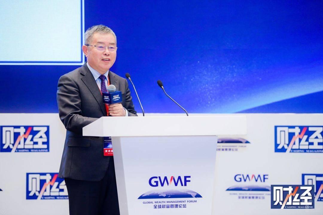 国家金融与发展实验室理事长、中国社科院原副院长李扬