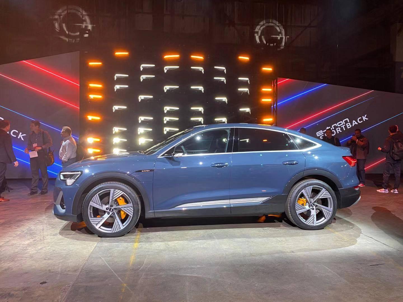 奥迪发布e-tron Sportback,2020年欧洲上市丨洛杉矶车展