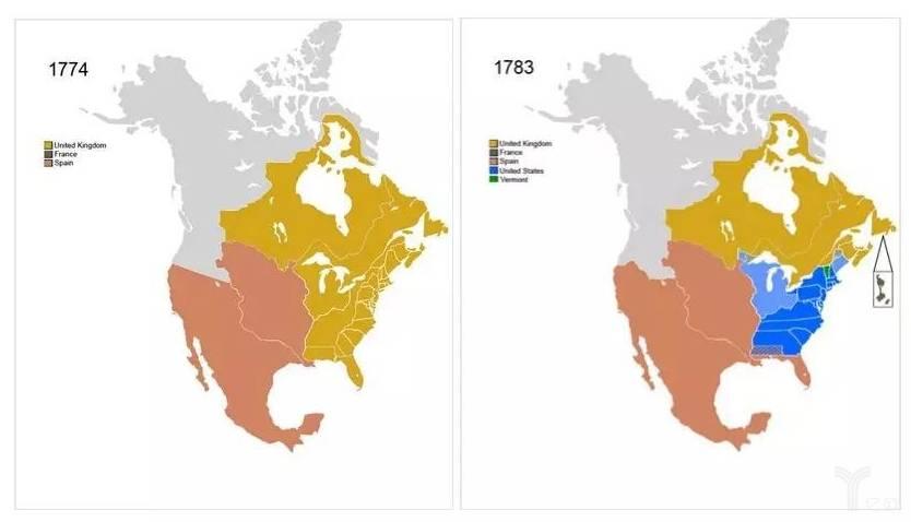 常垒资本:美国1775—1783年领土扩张