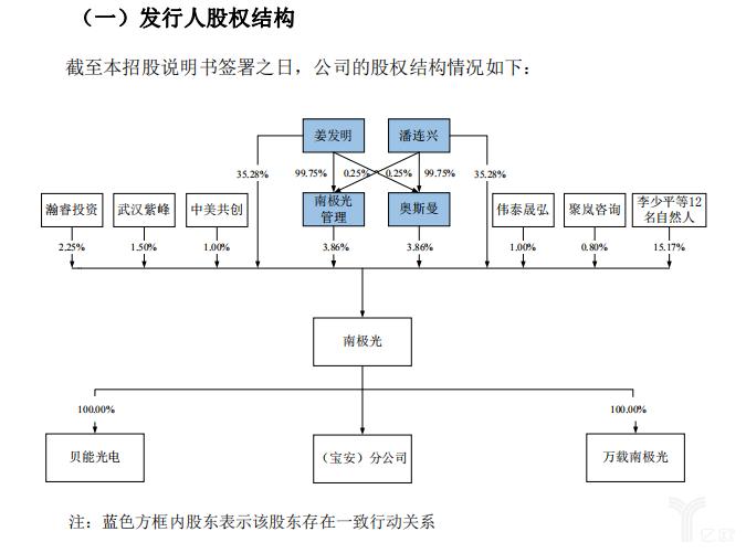 股权结构分析