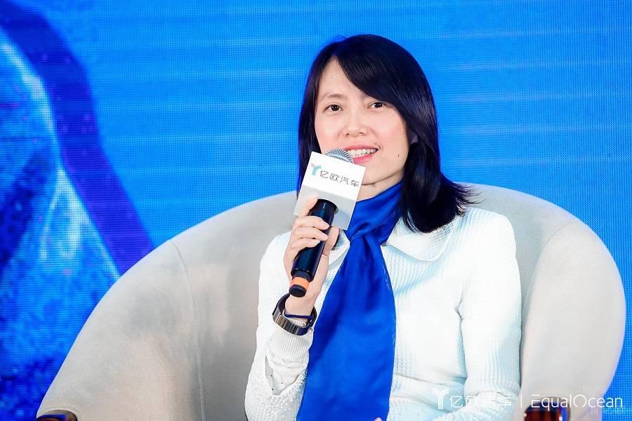 吉致汽车金融CEO李霞