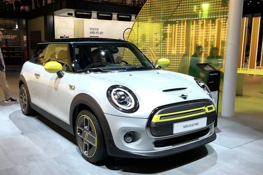 MINI品牌首款纯电动汽车/MINI品牌官方