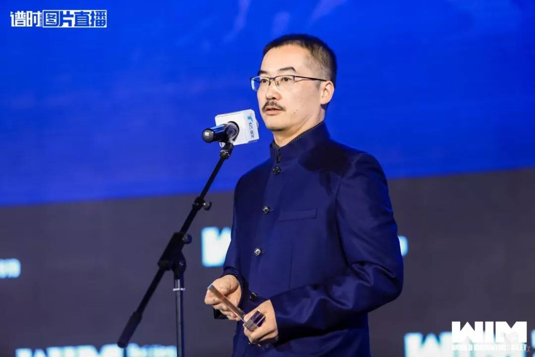 盛景嘉成母基金创首相符伙人 刘昊飞