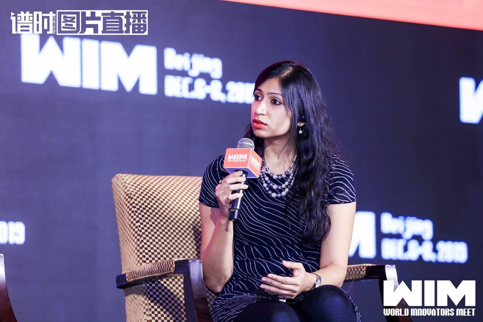 Design Cafe 联合创始人Gita Ramanan