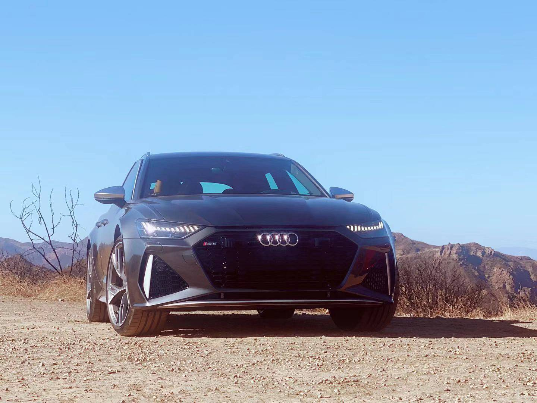 崭新奥迪RS 6 Avant