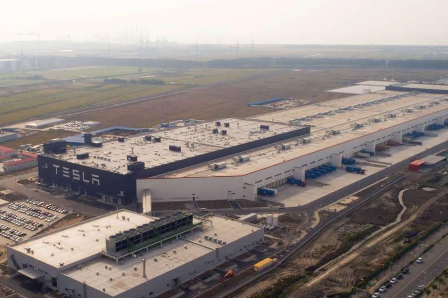 特斯拉上海超级工厂Gigafactory 3/特斯拉官方