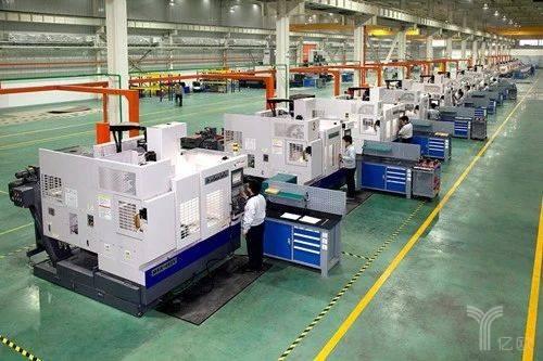 中国的数控机床行业正走向高端化