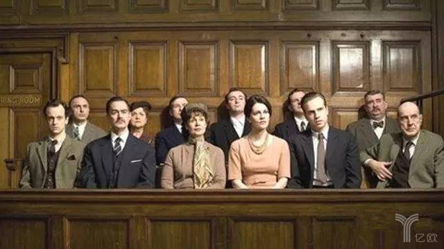 英美法中的陪审团制度