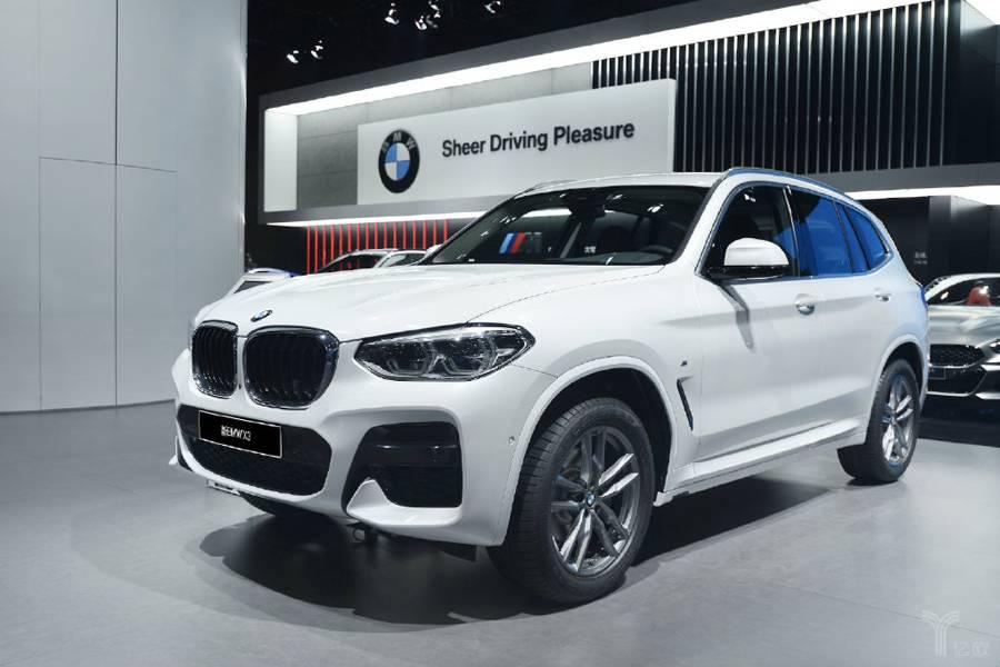 BMW X3/宝马中国官方