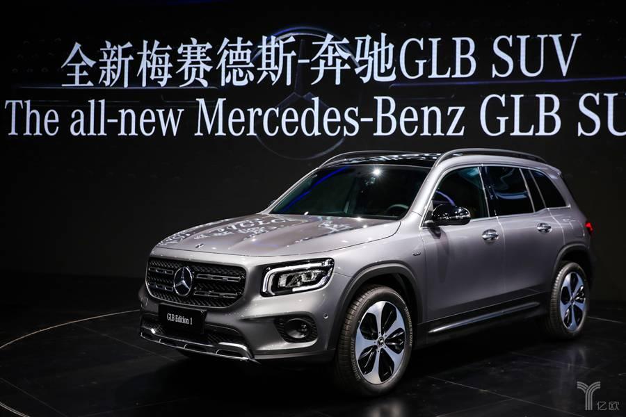 奔驰GLB SUV/奔驰中国官方