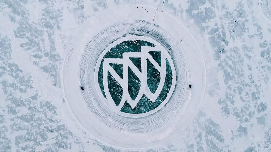 冰环漂移挑战