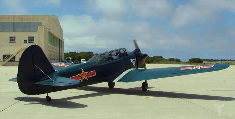 新中国仿制的第一型飞机——初教5