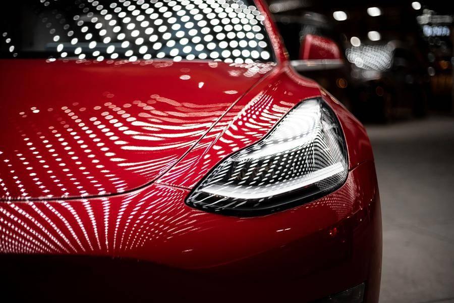 特斯拉Model 3 | 网络素材