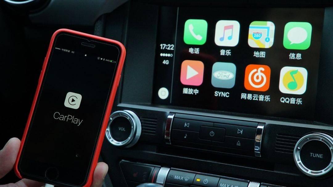 无线CarPlay丨网络素材