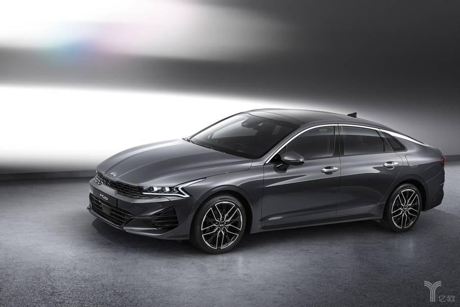 海外版全新一代起亚K5/起亚汽车官方