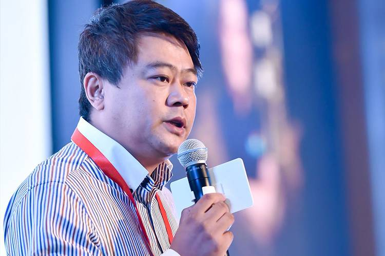 云鳥科技創始人韓毅—2017新商業峰會