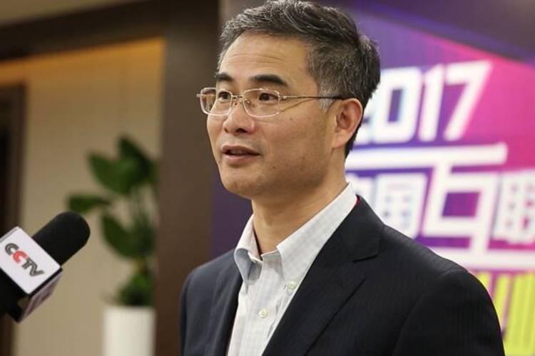 中国联通上海分公司党委书记沈洪波