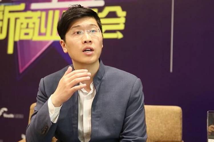 住百家创始人张亨德—2017新商业峰会采访间