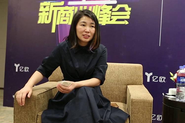 南瓜车创始人卢鑫—2017新商业峰会采访间