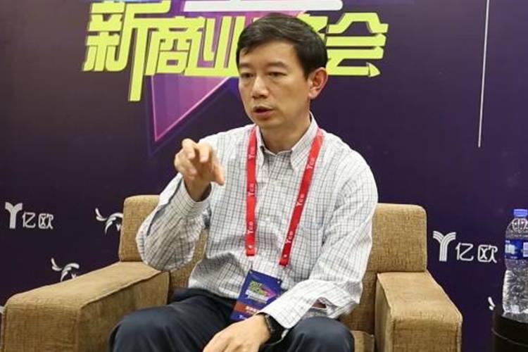 光速中国联合创始人宓群—2017新商业峰会采访间