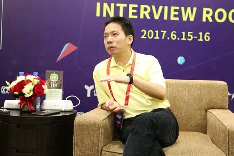 小米电视副总裁高雄勇—2017新商业峰会采访间